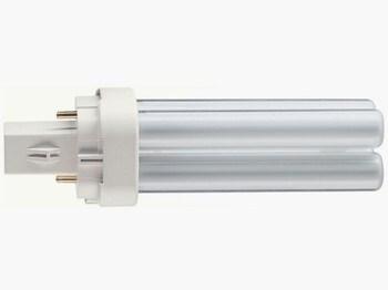 "<p> Kompakt-luminofoorlamp 10W, Master PL-C, 10W/830/G24d-1, <span style=""color: #ff0000"">2-PIN</span>, Philips, 707246</p>"