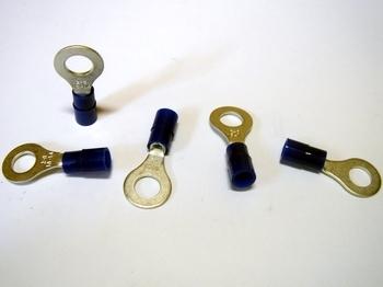 <p> Isoleeritud vasest juhtmeotsikud 1,5-2,5mm², sinised, Solar Plus, AB 2565 R</p>