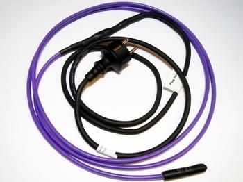 <p> Torusoojenduskaabel 22 W, 2 m, 230 V, 11 W/m, Plug IN-2, Heatcom, CTF669</p>