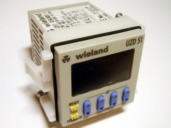 <p> Multifunktsionaalne aegrelee UZD 51, Wieland, R2.063.0020.0</p>