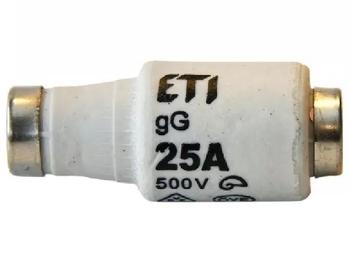 <p> Плавкие предохранители 25A, Düwi, ETI, 15115</p>