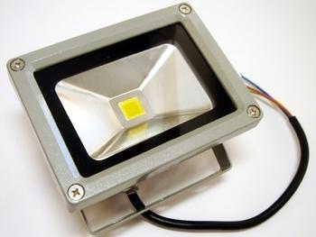 "<p> <span style=""color: #ff0000"">LED</span> prozektor 10 W, ECO-LED10</p>"