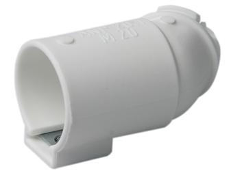 <p> Тыльный угловой ввод для трубы Ø20мм, ANP20.1, 45°, ABB, 2TKA160023G1</p>