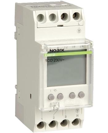 <p> Programmkell Ex9TD 1CO 230V, Noark, 103510</p>