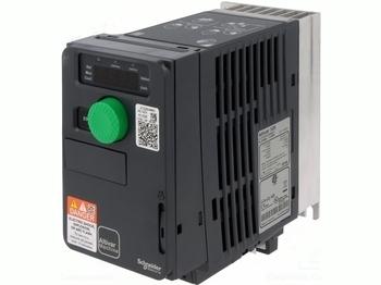 <p> Частотный преобразователь <strong>1-фазный</strong>, 0,37кВт, 200...240В, 3,3А, Altivar 320, ATV320U04M2C, Schneider Electric, 096652</p>