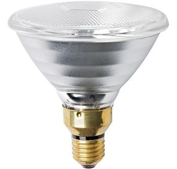 <p> Halogeenlamp 60W, 240V, Osram Concentra PAR38 Flood, 282381</p>