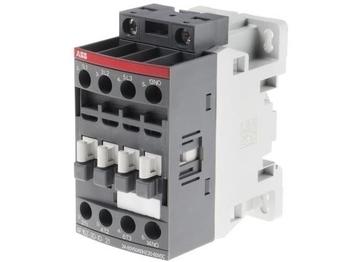 <p> Kontaktor 3-faasiline 30A(19kW), AF16Z-30-10-21, ABB, 1SBL176001R2110</p>