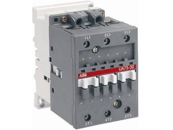 <p> Kontaktor 3-faasiline 125A(80kW), UA75-30-00, ABB, 1SBL411022R8000</p>