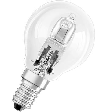 <p> Halogeenlamp 42W, 230V, Osram Halogen Eco Classic P, 64543 P Eco, 927484</p>