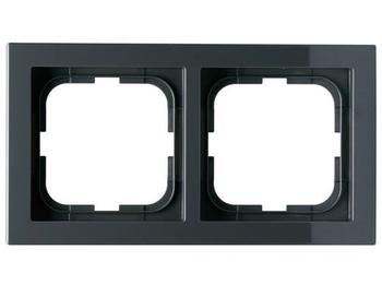 <p> 2 - ная рамка ABB (серия - Impressivo), 1722F85-85, 2TKA000339G1</p>