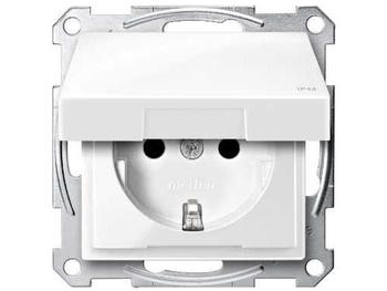 <p> Süvispaigaldusega pistikupesa niiskuskindel Schneider Electric (sari - Merten) MTN2314-0319</p>