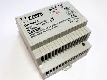<p> Модульный трансформатор DR-60-24, Elko</p>