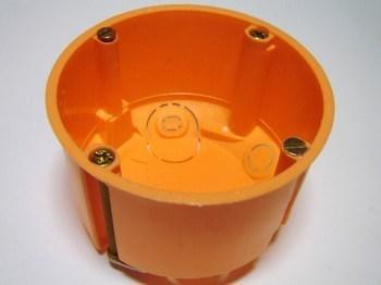 <p> Монтажная коробка для гипсокартона Ø68x45мм, GAO, 5202</p>