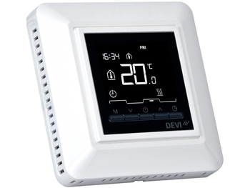 <p> Termostaat Devireg™ Opti, (13А) 2990 W, 140F1055</p>