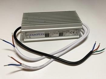 "<p> Elektrooniline <font color=""#ff0000"">LED</font> trafo 60 W, 12 V, Expoflex, VA-12060P</p>"