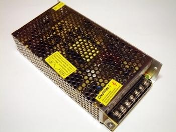 """<p> Elektrooniline <font color=""""#ff0000"""">LED</font> trafo 100W, 12V, 8,3A</p>"""