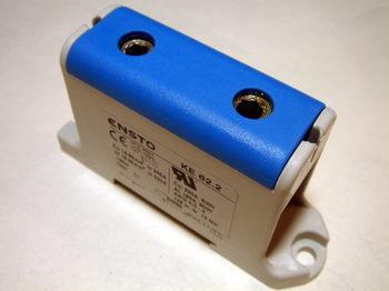 <p> Ostan riviklemme 95 mm², siniseid</p>