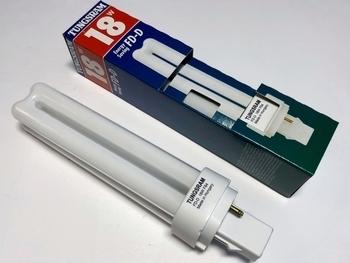 "<p> Kompakt-luminofoorlamp 18 W, FD-D18 F84, <span style=""color: #ff0000"">2-PIN</span>, Tungsram, 189873</p>"