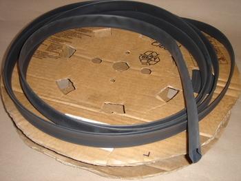 <p> Termokahanev toru Ø26/12,5 mm, must, ST26125B, KLK</p>