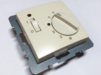 <p> Vesipõrandakütte termostaat Berker (sari - S.1), 203100</p>