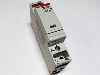 <p> Moodulkontaktor 1-faasiline 20A(4kW), ESB 20-11, ABB, GHE3211302R0001</p>