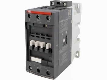 <p> Kontaktor 3-faasiline 70A(45kW), AF40-30-00-13, ABB, 1SBL347001R1300</p>