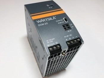 <p> Toiteplokk DCM-20, Wärtsilä, reguleerimisvõimalusega</p>