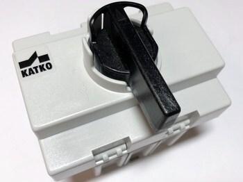 <p> Moodul-pöördlüliti 3-faasiline 200A, Katko, VKA 3160N</p>