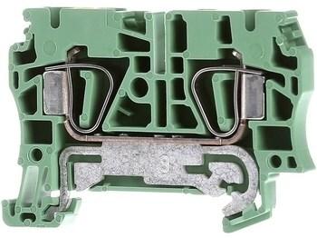 <p> Riviklemm 4 mm², ko/ro, ZPE 4, Weidmüller, 1632080000</p>