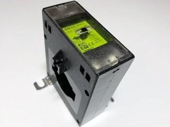 <p> Voolutrafo 300/5A, ERM70-E4A, Eleq, 4M3453E</p>