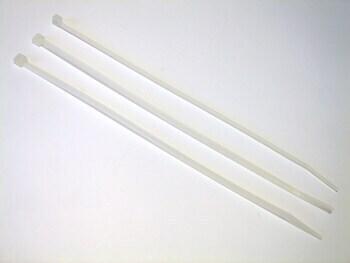 <p> Kaablisidemed 180x3,6mm, valged, Cofil, 0300013B</p>