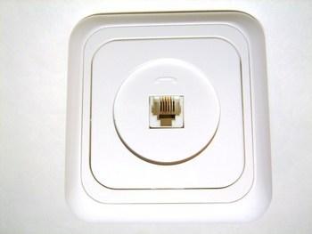 <p> Telefoni süvispaigaldusega pistikupesad VI-KO (sari - Yasemin)</p>
